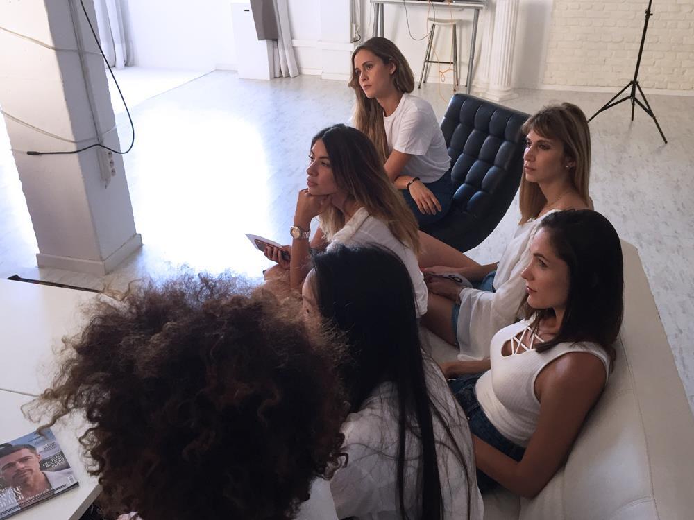 models waiting.jpg