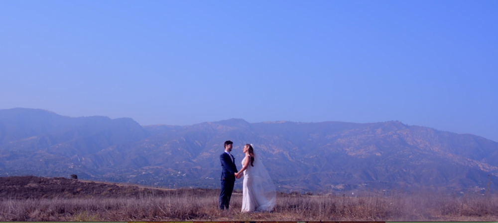 """""""...One of the very best decisions we made in our wedding planning. Mountain View Films were connsumate professionals throughout the process""""."""