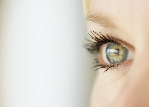 Woman's Eye --- Image by © Royalty-Free/Corbis