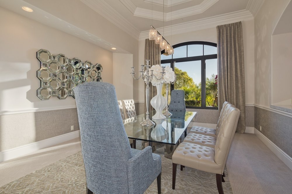 New dining room, Design by Nadia