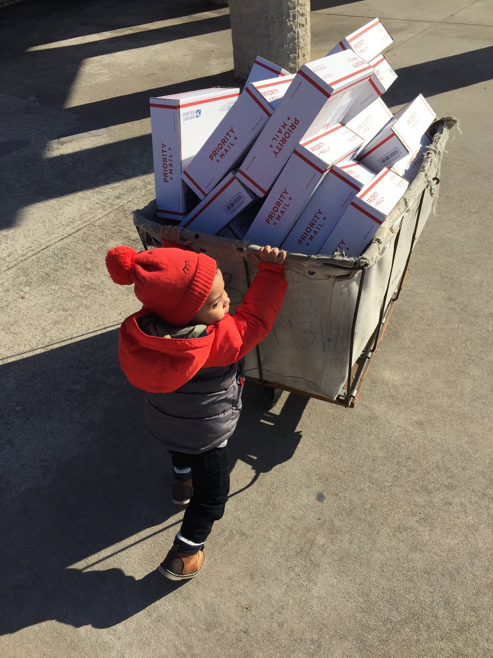 MomPreneur Life: Helping mommy mail orders
