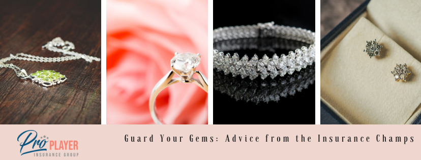 WAGS Alicia Graham & Evan Williams break down the jewelry insurance game