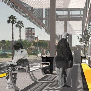 Crenshaw / LAX Transit Corridor Inglewood, CA