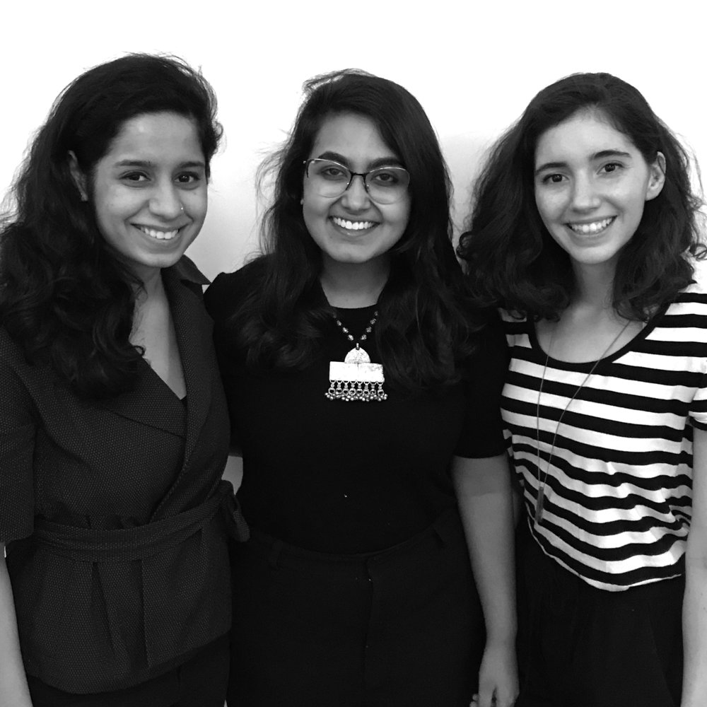 Team ATTA   Tanvi Kareer, Pragya Mahendru, and Eda Tankal (left to right) are recent graduates of SVA's MFA in Design for Social Innovation with backgrounds in textile design, art and communication design, respectively. Their shared love of nature and passion to create sustainable products that challenge systemic social problems drives their team. Their venture aims to significantly reduce the resource input and waste output of disposable tableware.   Website:   pragyamahendru.com