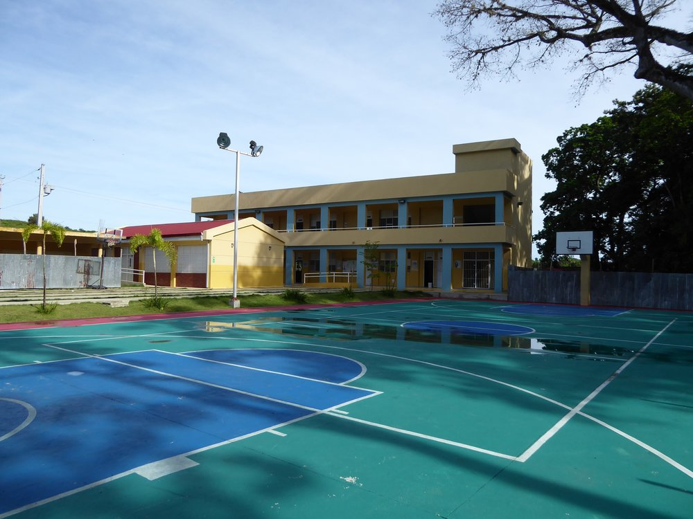 The new Bella Vista school