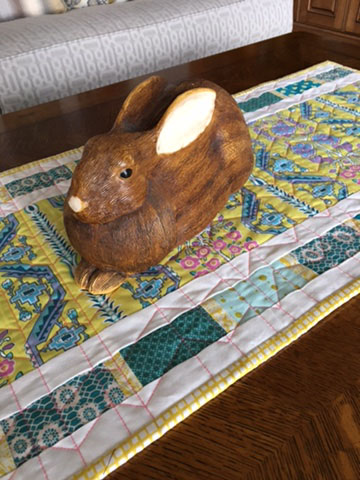 Simply Simple Table Runner Native Folk