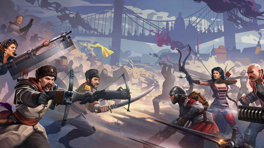 BattleCry</br><em>BattleCry Studios</em>|