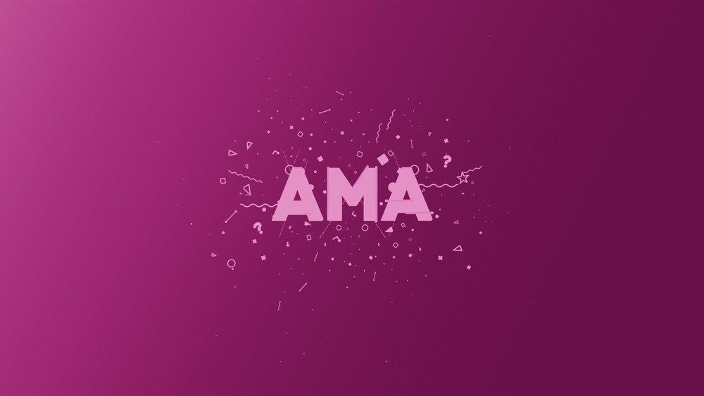 Reddit AMA | branding