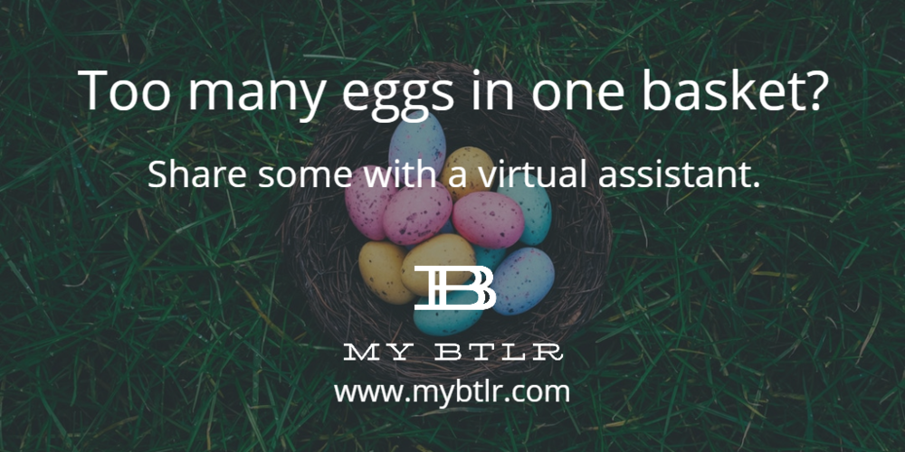 Share some of your tasks with a virtual assistant and get more done in the day.