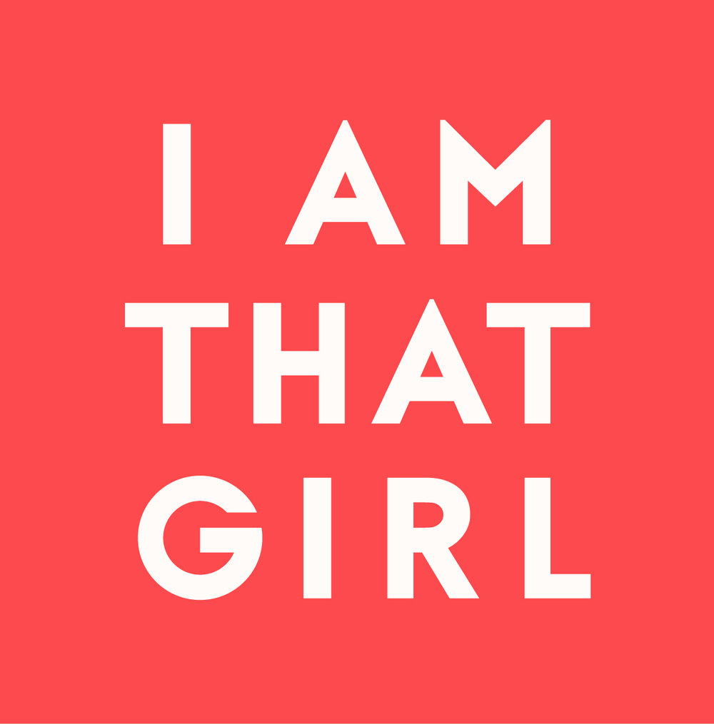 - I AM THAT GIRL is a chapter-based 501c3 non-profit organization that provides leadership, social, and personal development programming to girls in high school and college throughout the US. We work to cultivate self-worth, community engagement, and action so together we can amplify the voices, stories, and potential of girls everywhere. IATG is made up of 271 active Local Chapters and an online community of 1.2 million+. www.iamthatgirl.com/about