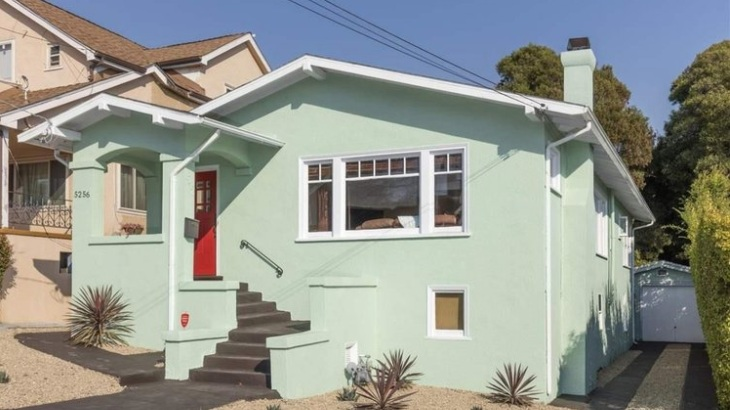 5256 Belvedere Street, Oakland  Listed for $595,000 | 12 offers  REPRESENTED THE BUYERS