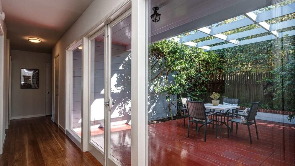 1125 Grizzly Peak Blvd., Berkeley  Listed for $979,000  REPRESENTED THE BUYER