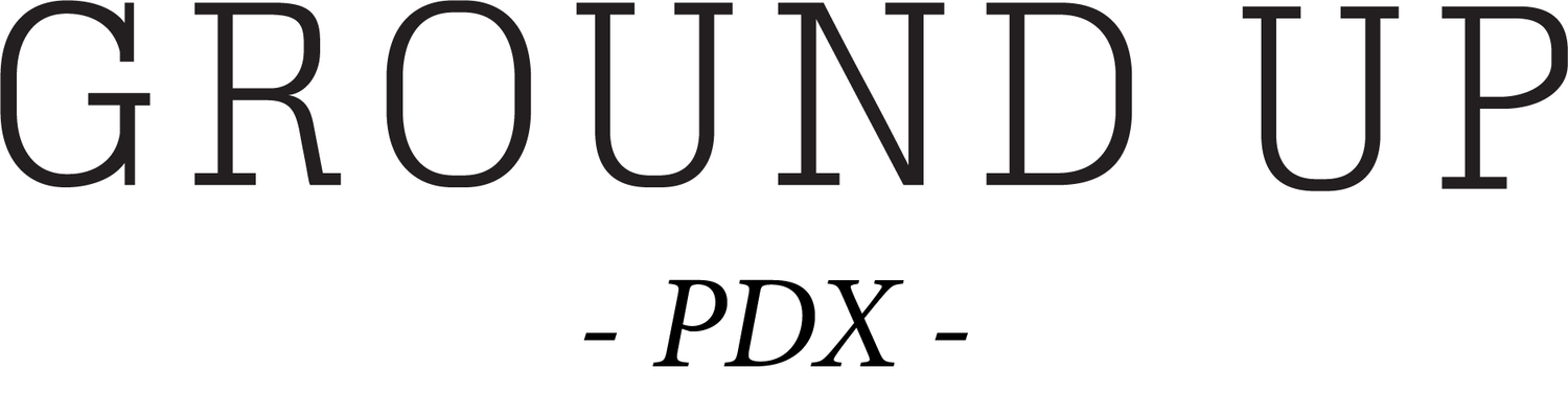 Events Ground Up Pdx
