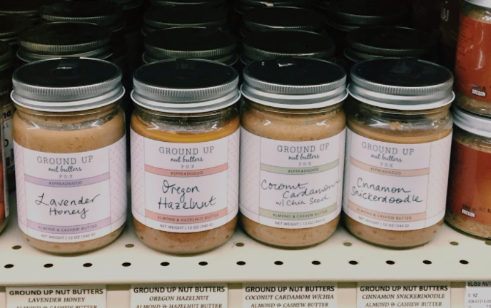 Grocery + Retail Stores - Our 4-oz and 12-oz jars are currently available for sale in grocery and retail stores throughout Oregon, and we are always looking for new accounts!Please inquire for pricing: hello@grounduppdx.com