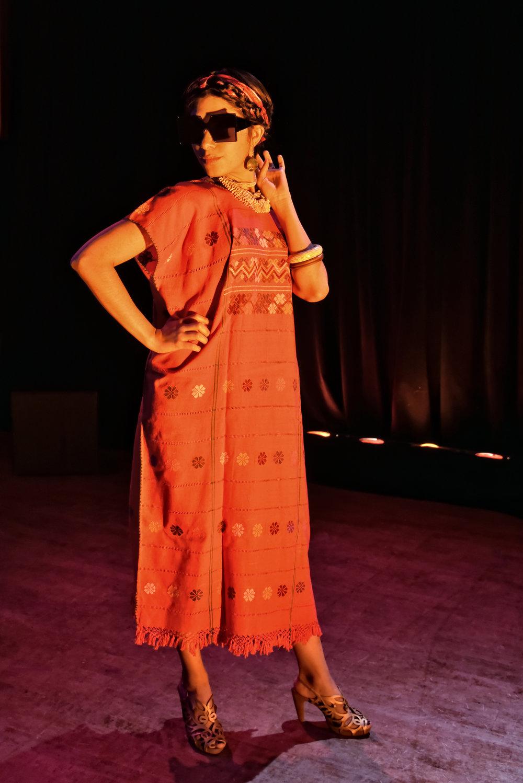 Veronica Maynez as Malinche