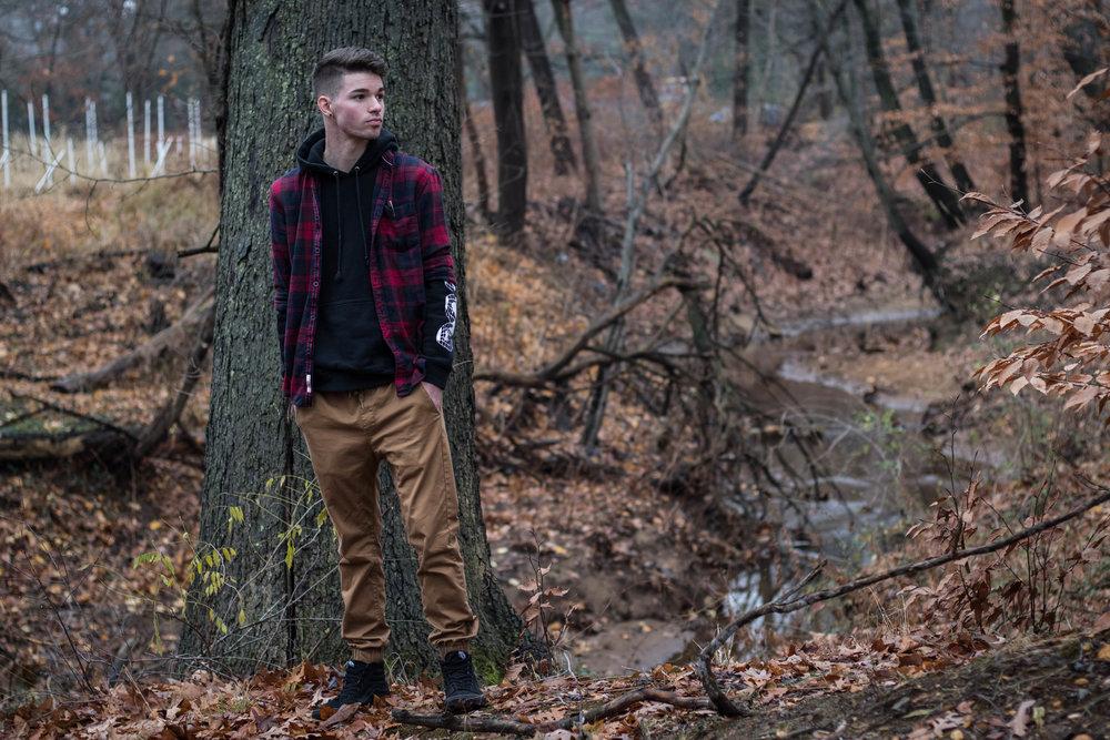 Men's Late Fall Street Fashion 2016