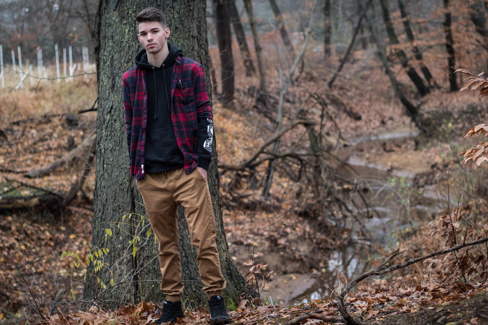 Men's Late Fall Street Fashion 2016 9