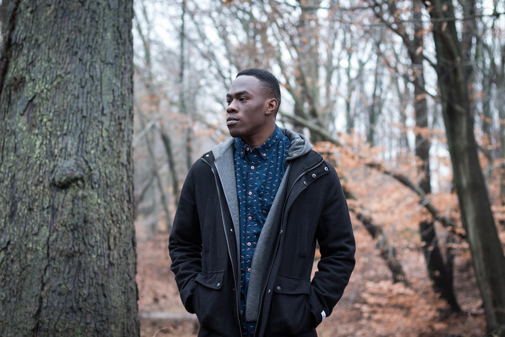 Mixing Men's Street and Outdoor Fashion