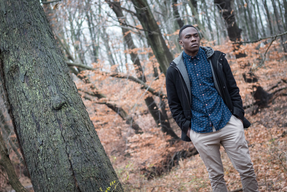 Mixing Men's Street and Outdoor Fashion 4