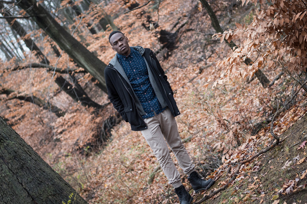 Mixing Men's Street and Outdoor Fashion 10