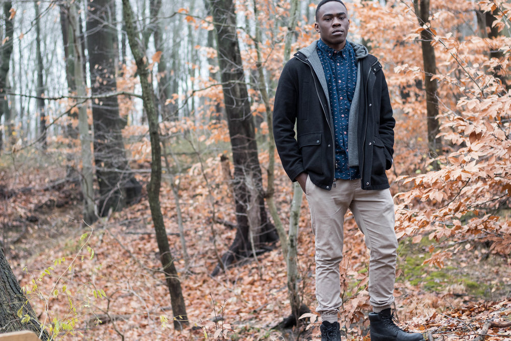 Mixing Men's Street and Outdoor Fashion 8