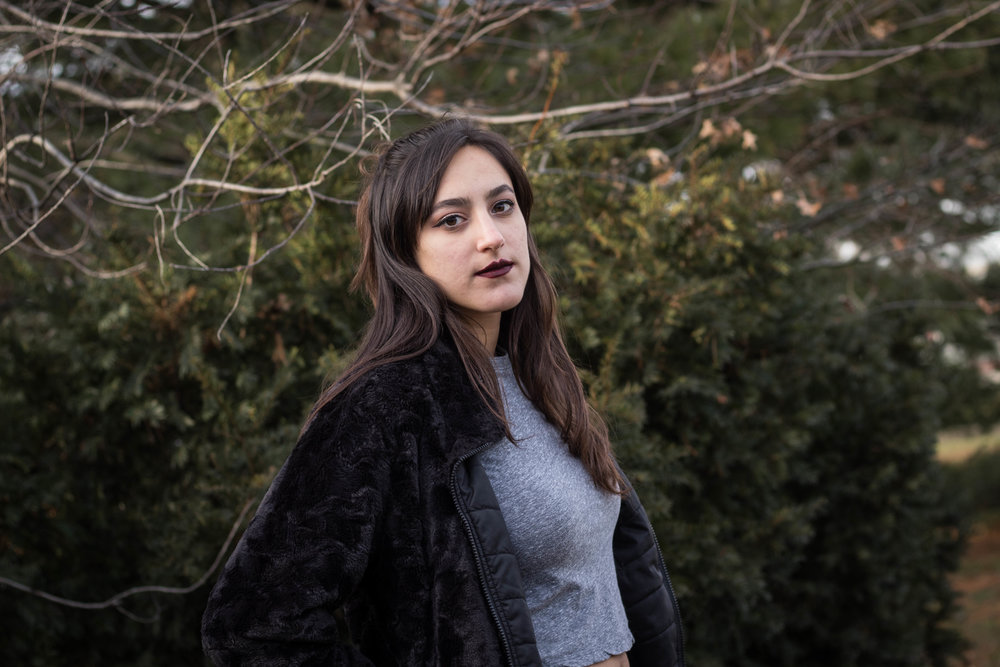 Rocking a Women's Reversible Fleece Jacket 5