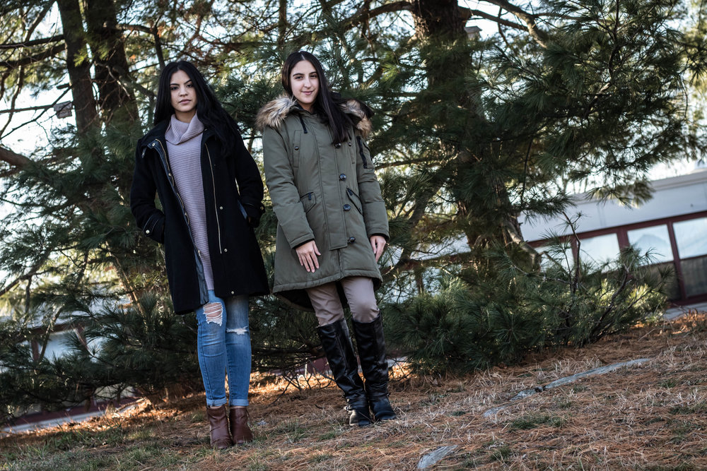 The Sisters Rocking Winter Fashion Looks 9