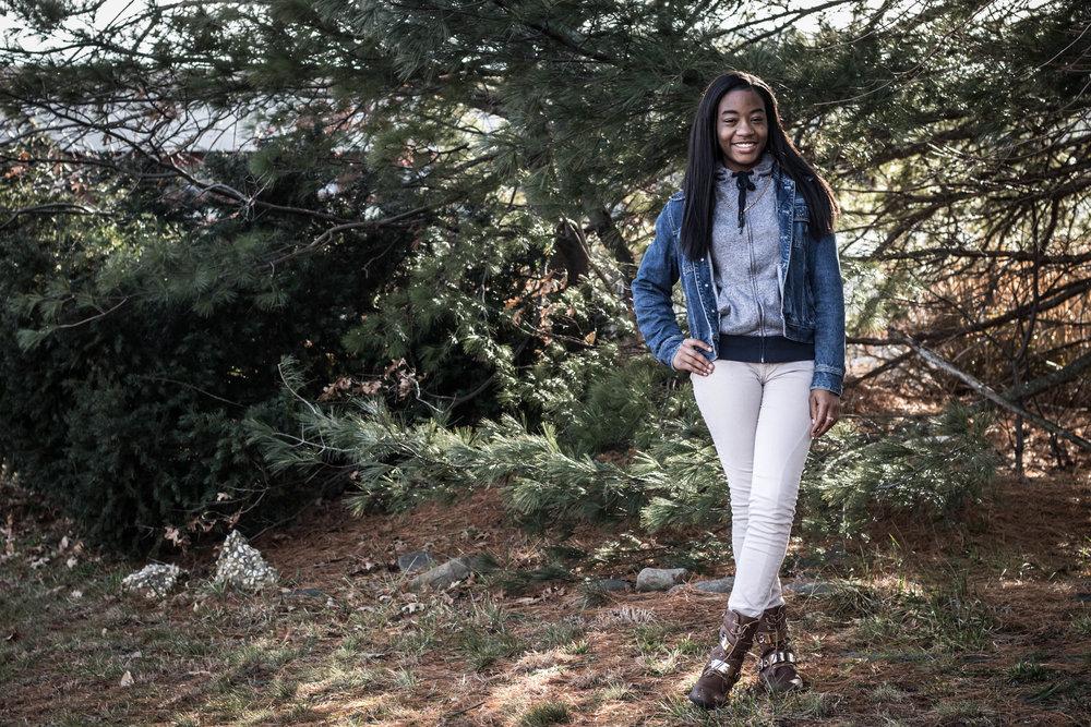 Women's Denim Jacket Street Style 7