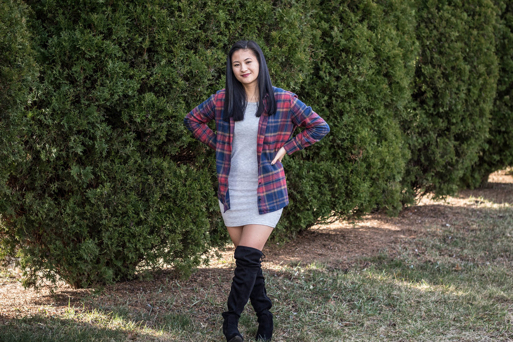 Flannels, Boots, and Sunny California 4