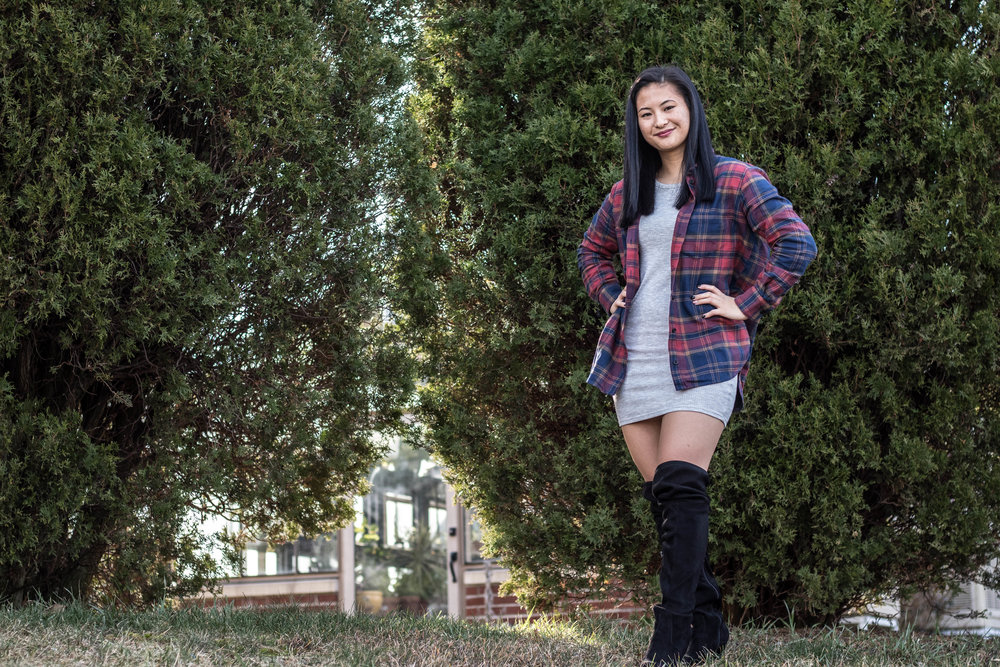 Flannels, Boots, and Sunny California