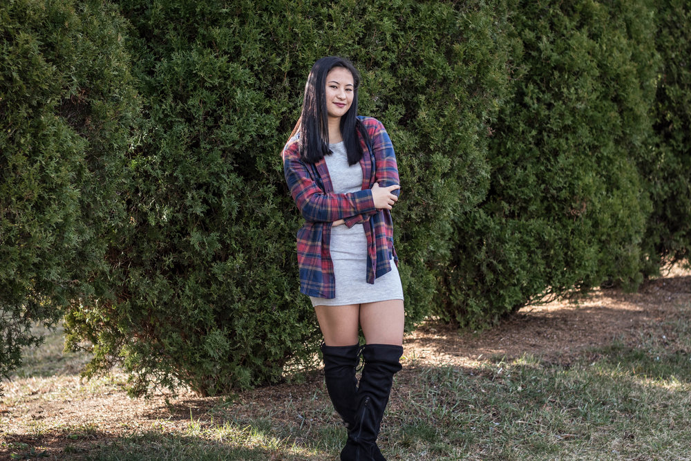 Flannels, Boots, and Sunny California 7