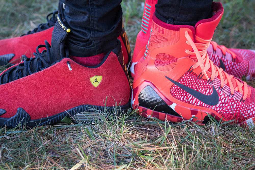 Rocking Sneakers