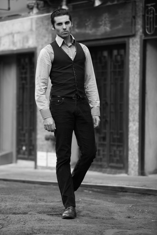 Brendan Amoruso: Classic New York City Style 2
