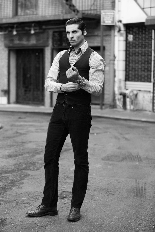 Brendan Amoruso: Classic New York City Style 3