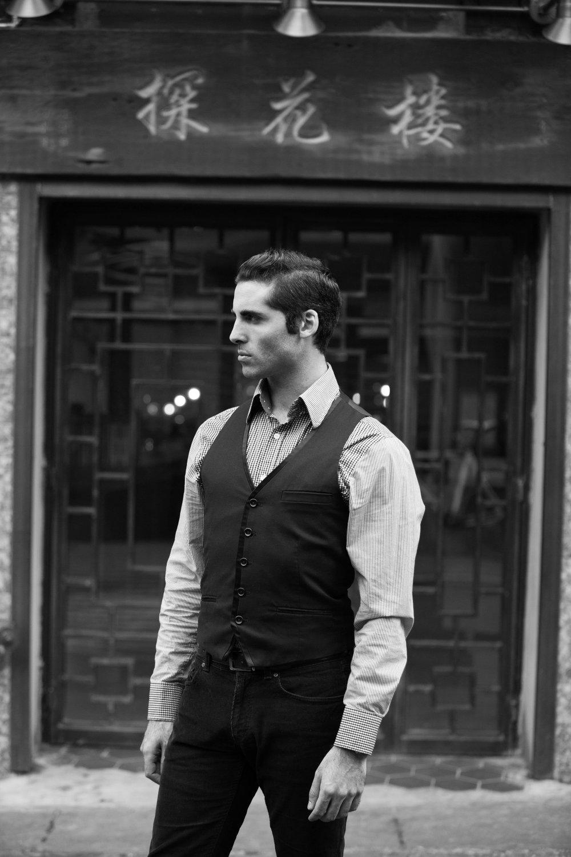 Brendan Amoruso: Classic New York City Style 4