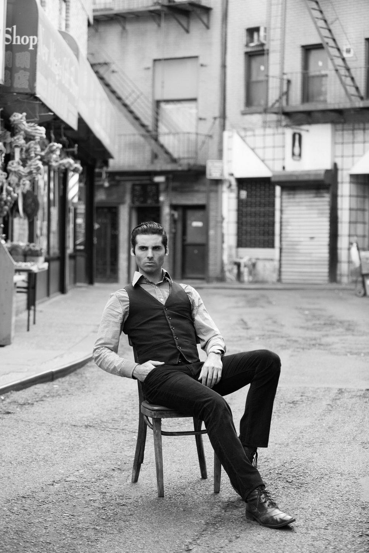 Brendan Amoruso: Classic New York City Style 5