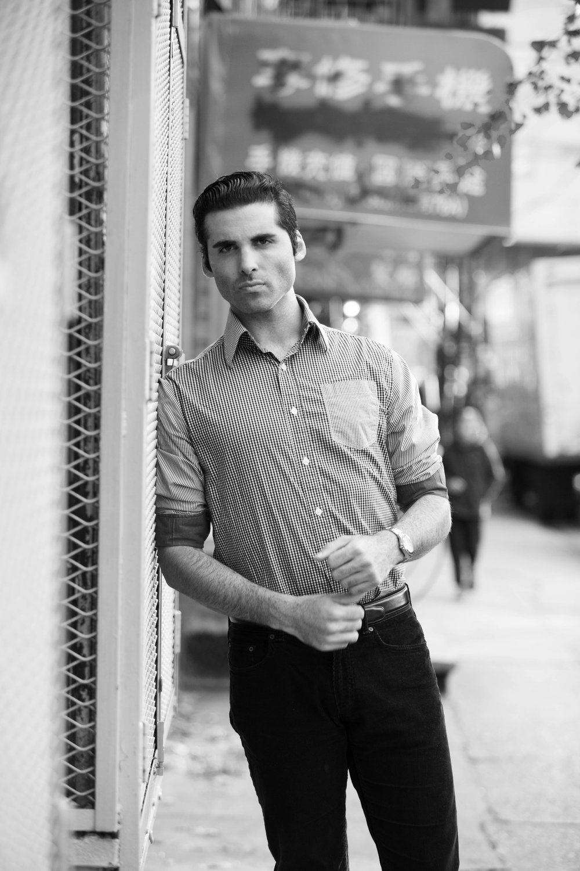 Brendan Amoruso: Classic New York City Style 8