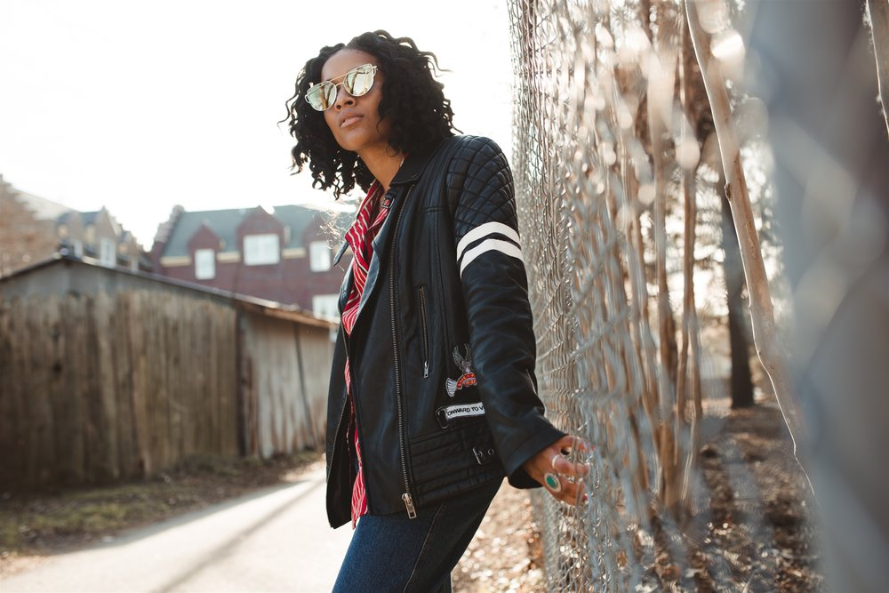 Khira Goins: Featuring Vintage Tennessee Fashion 5
