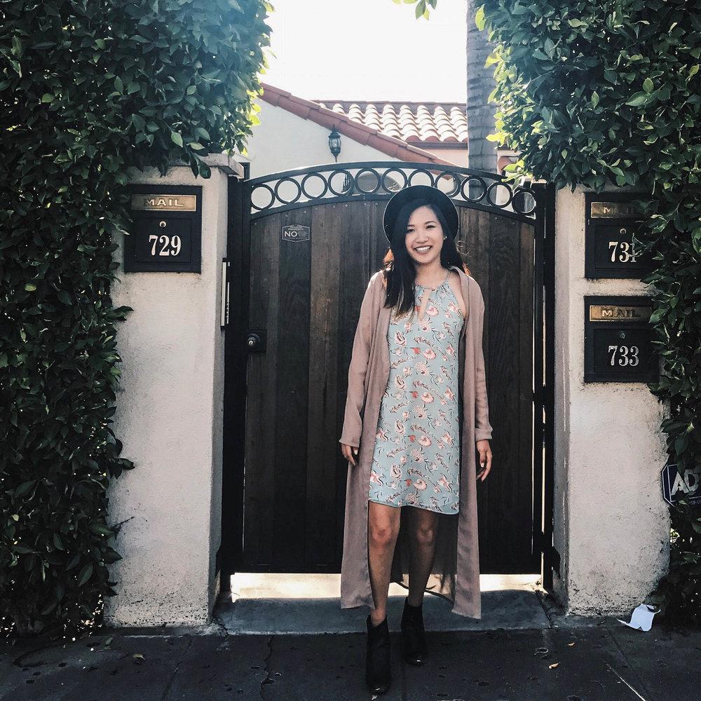 Irene Shim: A Vibrant Los Angeles Style 2