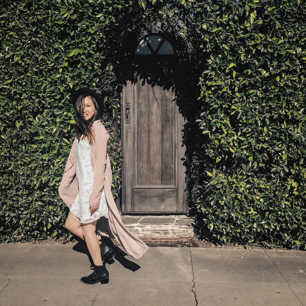 Irene Shim: A Vibrant Los Angeles Style
