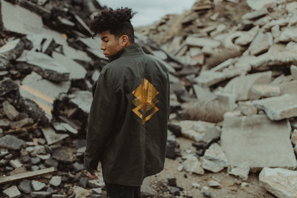 Leandro Lara: The Outdoor Streetwear of Grand Rapids