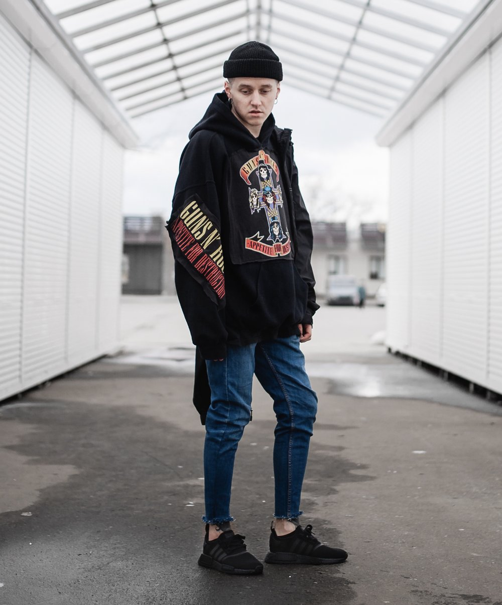 Dima Bychick: Unique European Street Fashion 4