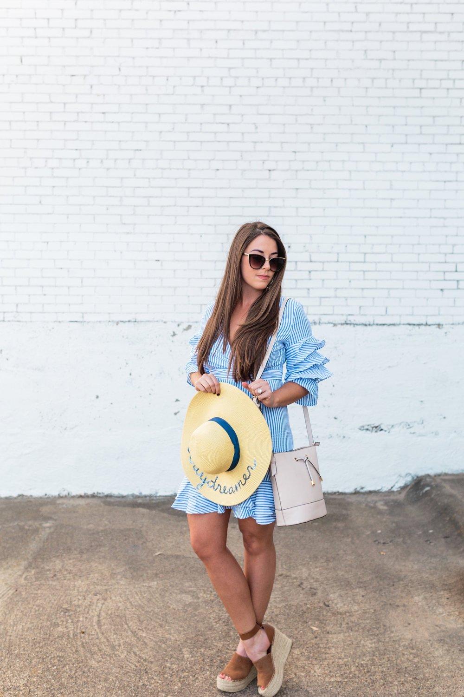 Taylor Frosch: Bringing Seasonal Texas Fashion 4