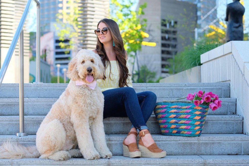 Taylor Frosch: Bringing Seasonal Texas Fashion 2
