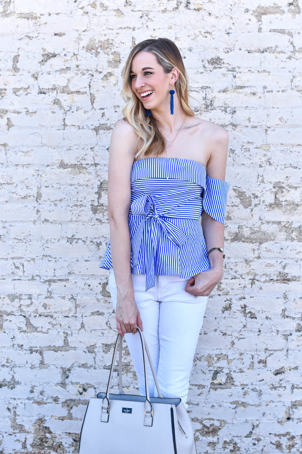 Kaily Mae: Spring into Summer Austin Fashion 5