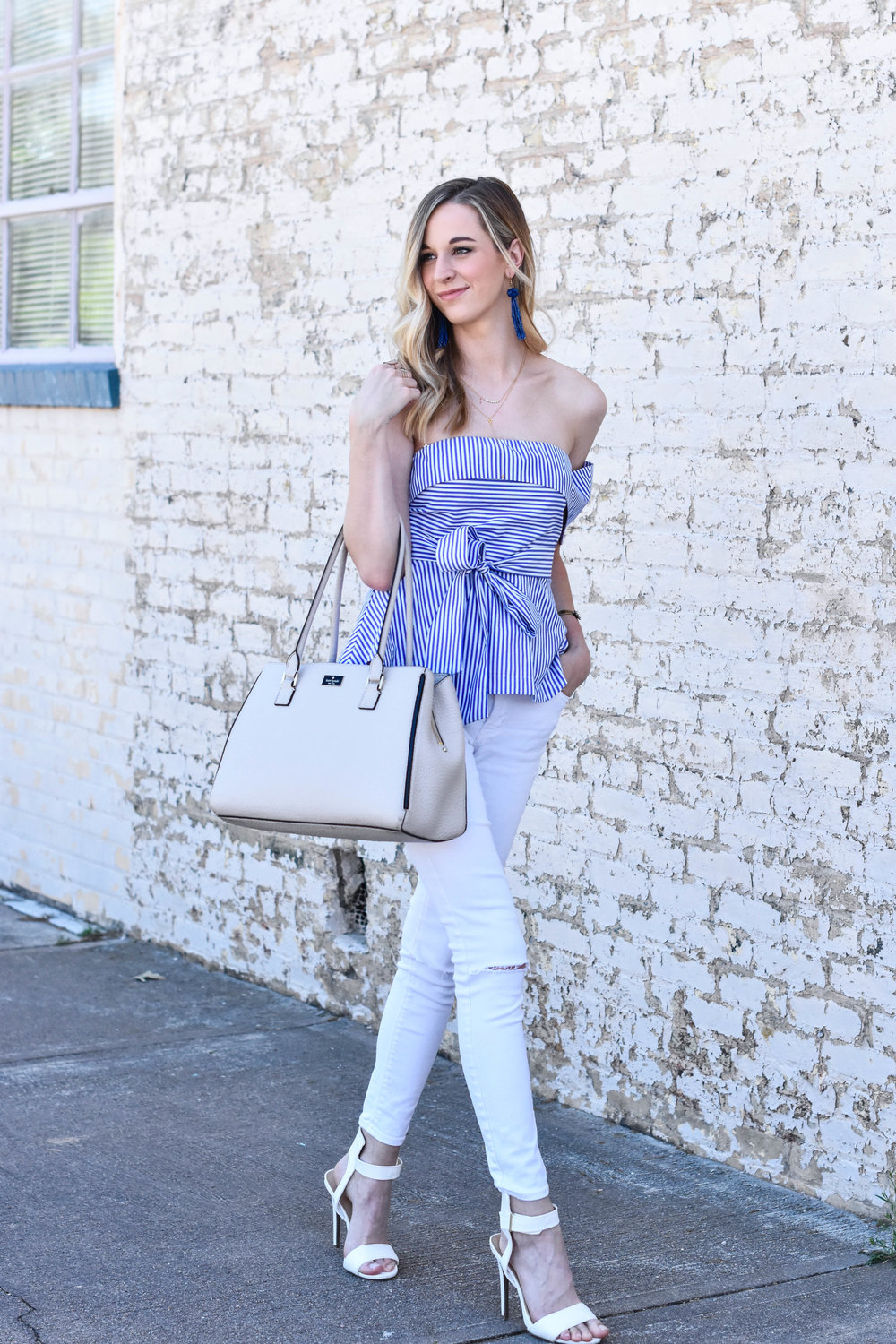 Kaily Mae: Spring into Summer Austin Fashion 6