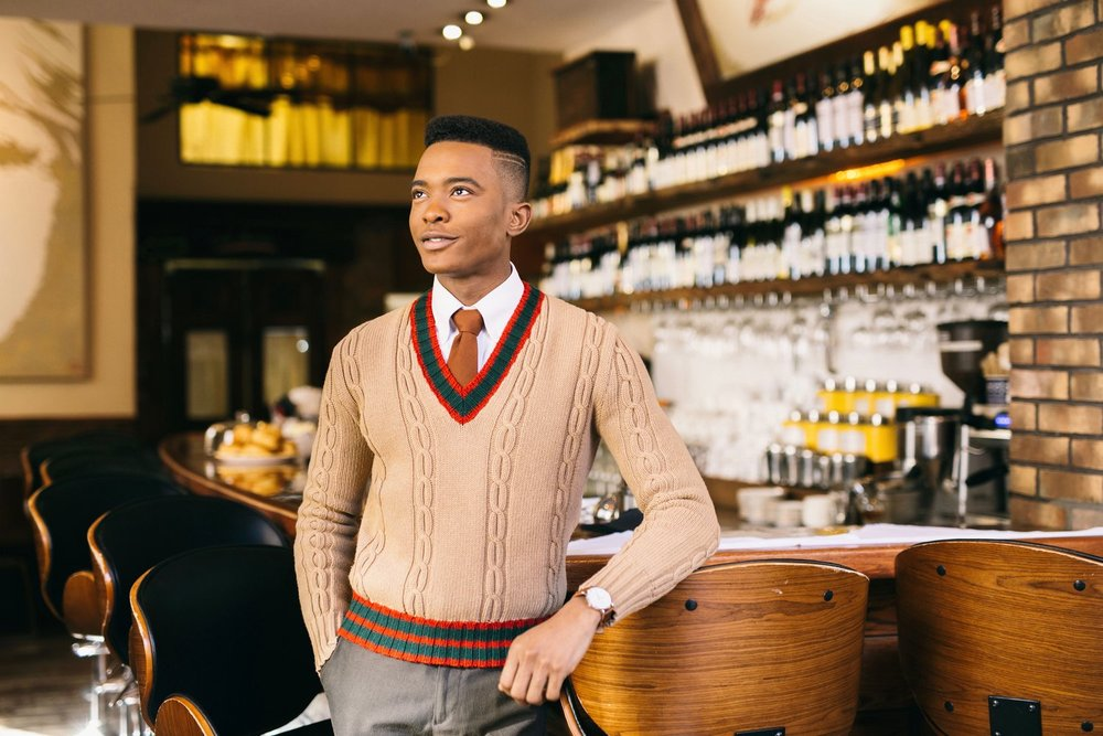 Igee Okafor: Clean, Classic, and Colorful Men's Fashion