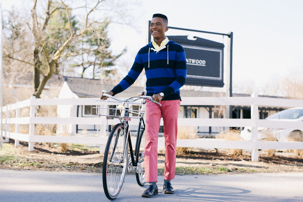 Igee Okafor: Clean, Classic, and Colorful Men's Fashion 8