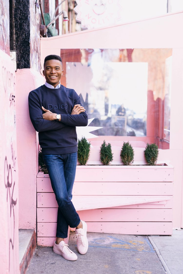 Igee Okafor: Clean, Classic, and Colorful Men's Fashion 7