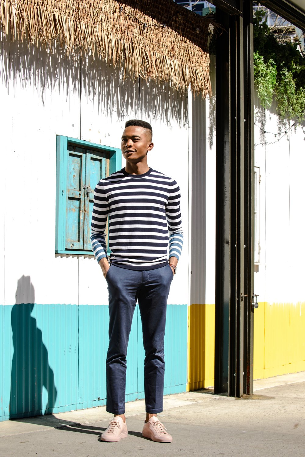 Igee Okafor: Clean, Classic, and Colorful Men's Fashion 3